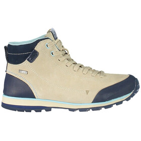 CMP Campagnolo Elettra Mid WP Hiking Shoes Dam sand